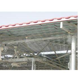 养殖场喷雾降温消毒设备安装流程分析