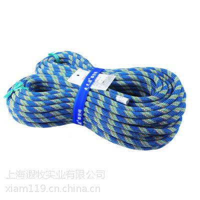瑞赛欧 EX076 10毫米3000公斤厂家直销出口品质,安全绳,登山绳,静力绳,高空作业绳,动力绳