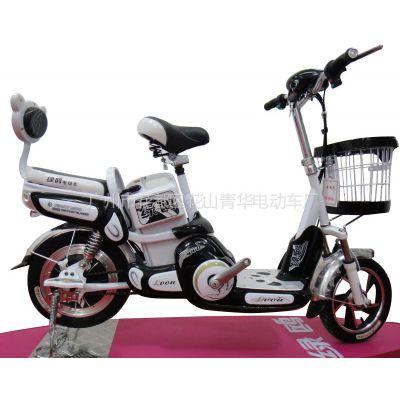 供应广州绿鸥48V350W电动车
