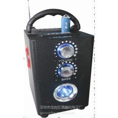 热销木质低音炮 高品质音箱
