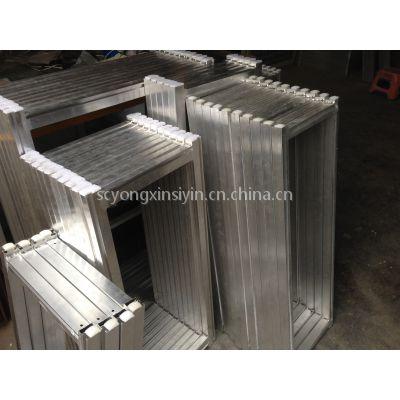 批发优质丝印铝框 印花网框 铝合金网框