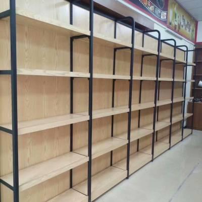 批发食品展示货架仓库式超市货架工厂货架佳宝JB货架