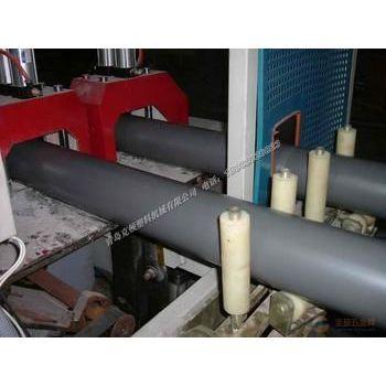 供应PVC塑料双管挤出机