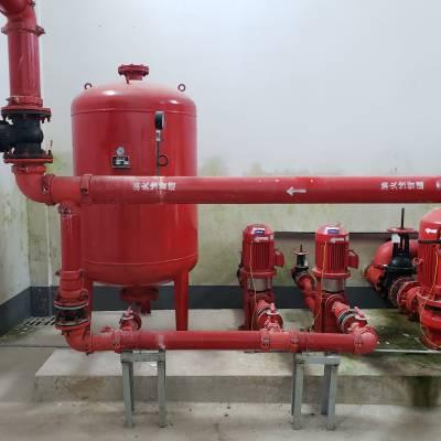 百朗生产无负压消防给水设备 消防增压稳压供水设备