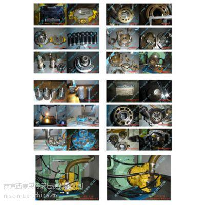 压路机液压泵马达维修