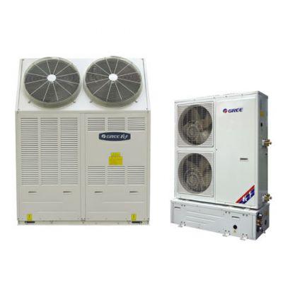 北京格力HU系列斜上出风户式风冷冷(热)水空调机组