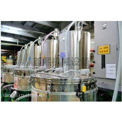 深圳首熙机械中央供料系统厂家,注塑集中供料系统