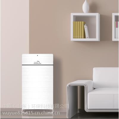 中嘉新风系统 智能壁挂式220A,家用空气净化设备