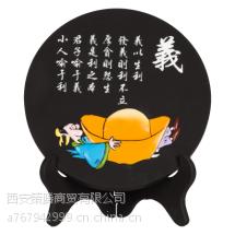西安炭雕摆件销售 活性炭摆件 商务礼品摆件 可加印logo文字