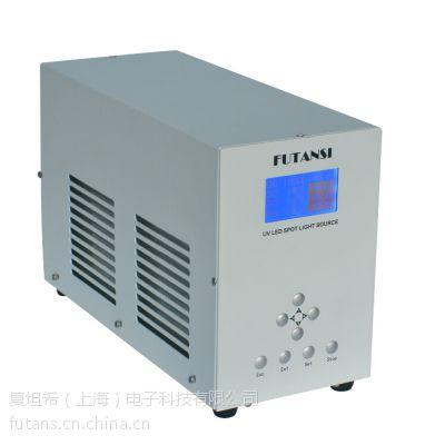 UVLED线光源设备厂家 LED-UV线固化机装置 紫外线LED曝光机50*5mm