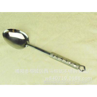 不锈钢 锅铲 心形 1厘铲勺 厨具套装 全套勺铲子 创意汤勺大漏勺