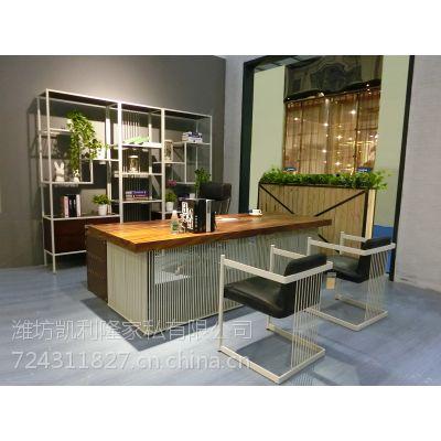 潍坊凯利隆办公家具厂供应班台办公台