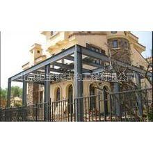 供应北京大兴区专业钢结构施工 钢结构阁楼制作 别墅加建钢结构