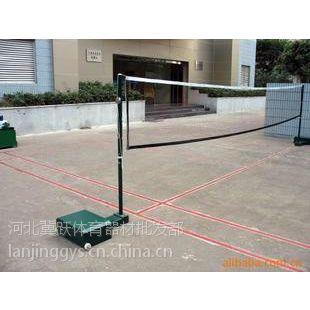 广州厂家供应羽毛球柱各大院校专用羽毛球柱