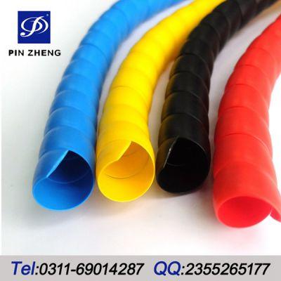 缠线管 塑料耐磨保护套 绝缘抗静电 防猫狗咬线
