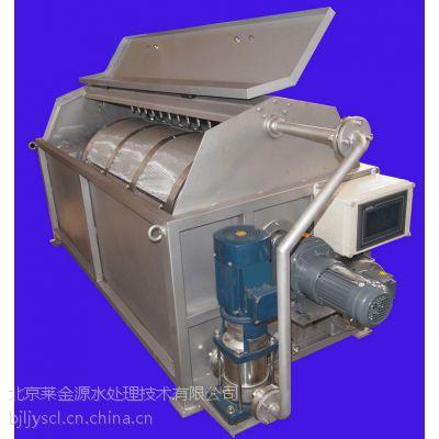 滤布滤池设备、污水处理厂提标改造过滤器、微过滤设备