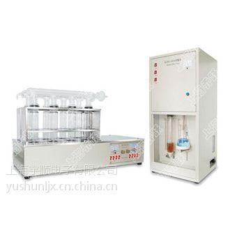 QYKDN-AS凯氏定氮仪|JOYN乔跃定氮蒸馏器|定氮仪|凯式定氮仪厂家|定氮蒸馏器价格