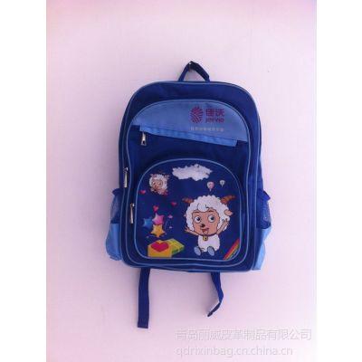 供应青岛韩版儿童书包订做 幼儿园背包厂家 时尚儿童背包工厂加工