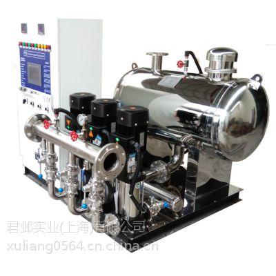 无负压稳压给水设备,变频供水设备,君邺变频无负压水泵