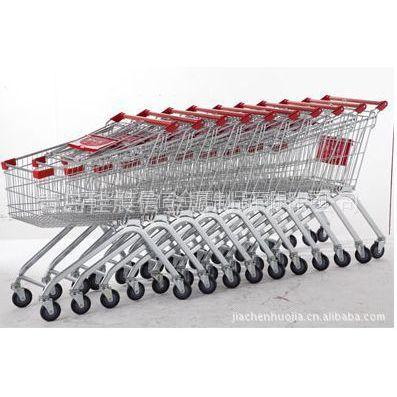 专业批发供应青岛超市购物车  购物篮  手拉篮