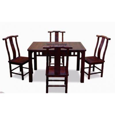 供应红檀木 501  餐桌|椅