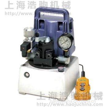 供应UP45SVG8SA(日本IZUMI) 复动式电动液压泵上海浩驹H&J