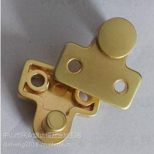 中山锌合金抽油烟机支架配件压铸厂