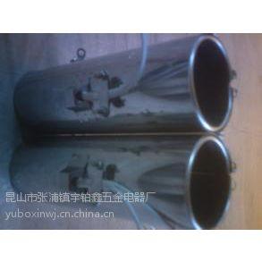 供应110v-220v圆柱状不锈钢发热圈、挤出机电热圈