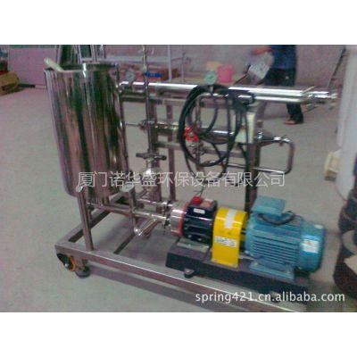 供应膜分离实验设备 纯水处理 反渗透膜设备 浓缩药液