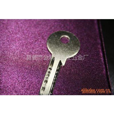 供应提供抽屉锁全铁锁匙加工