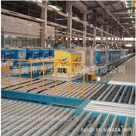 滚筒输送线价格 滚筒输送设备 生产线设备供应商