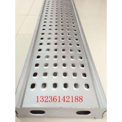 供应施工材料-外墙脚手板厂家 工程用钢跳板材质