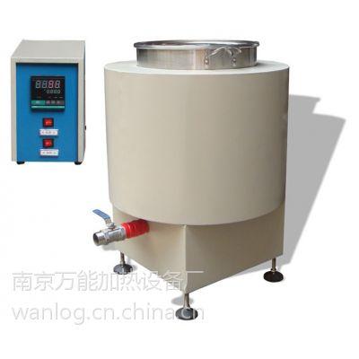 熔腊炉恒温控制 工业溶蜡炉 定时加热熔化万能设备厂家直销