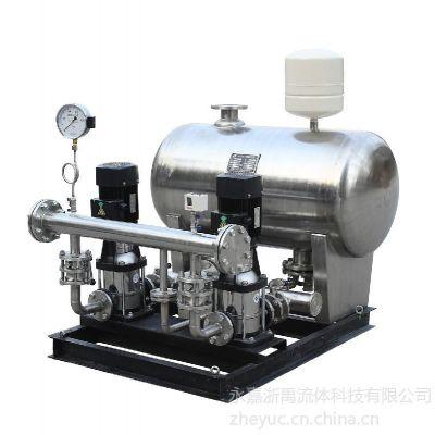 供应智能式无负压变频供水设备.