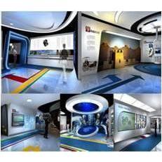 供应企业展厅展台装修设计原则