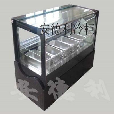 厂家提供 安德利桌上型冰淇淋柜 雪糕冰柜 台式冷冻展示柜