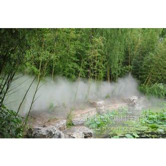 咸阳假山水池造景造物凯普威直销