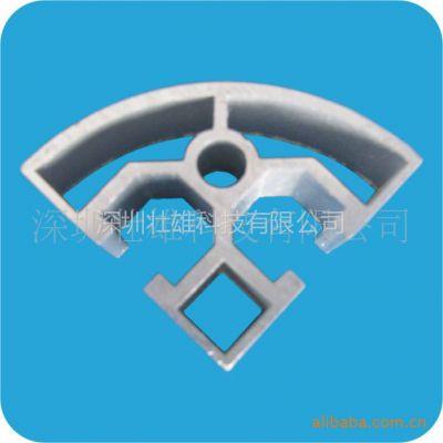供应厂家直销工业铝型材,加工生产用铝型材  、扇形铝型材、铝棒