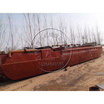 先科小型运输船——青州漏底自卸式运沙船