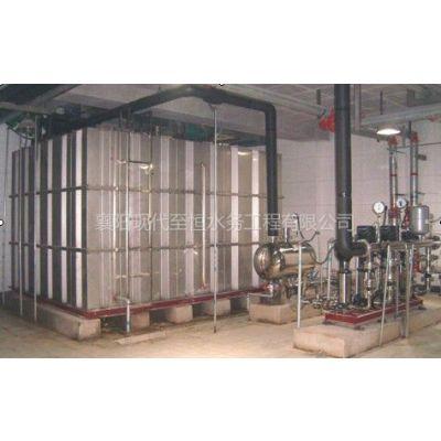 供应襄阳箱式无负压变频供水设备
