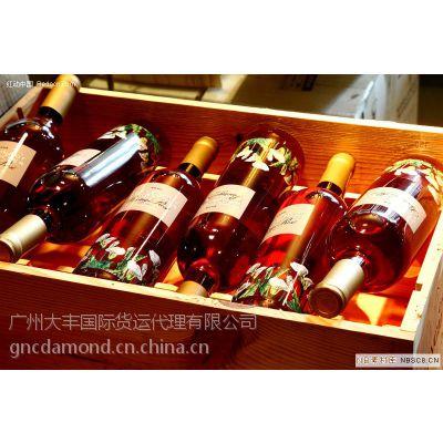 供应青岛|陕西|太原进口美国原装葡萄酒进口报关需要提交什么资料 13710760807 谢小姐
