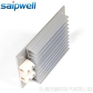 赛普  铝壳式散热器 电柜除湿专用 100W电力设备防潮 正品直销