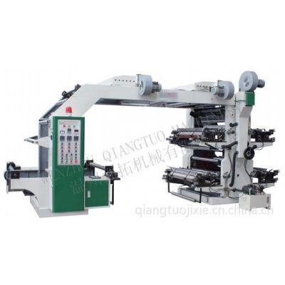 供应供应1色、2色、3色、4色、6色、8色柔版印刷机