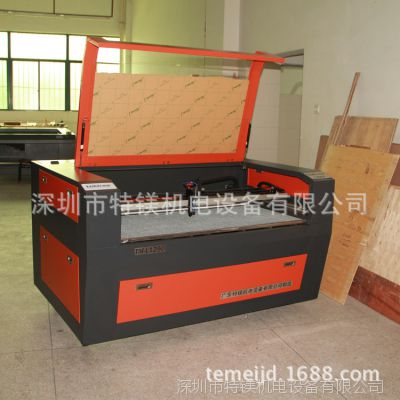 巨龙激光大型切割机雕刻机/皮革布料亚克力竹木工艺专业雕刻切割