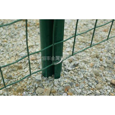 江苏南京铁路两侧隔离围栏网波浪形围栏网(1.5米高)