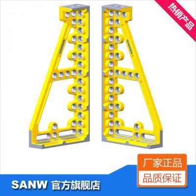 三威牌 D28-800支撑角铁 型高强度QT500铸造