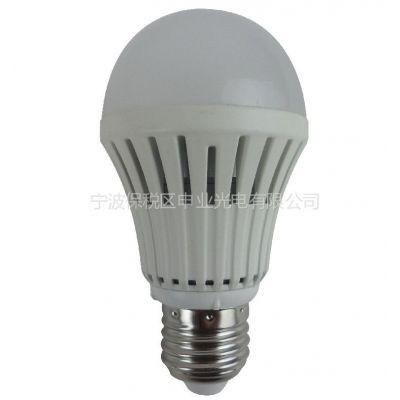 供应5W 7WLED球泡灯 三星原装进口5630 可内置感应器
