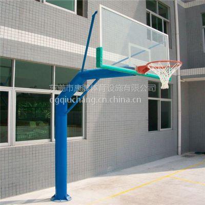 广东篮球架厂家 东莞周边篮球架可送货安装独臂式篮球架批发供应