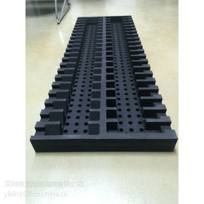 定制电子元器件防静电EVA内包装盒