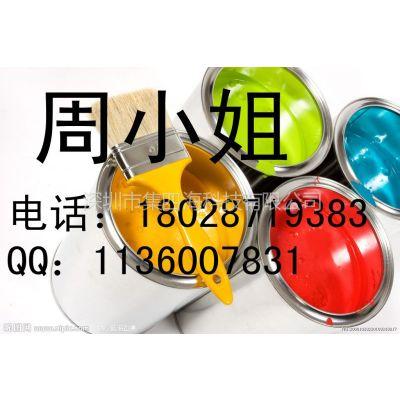 供应涂料化学助剂成分分析,配方剖析,成分检测